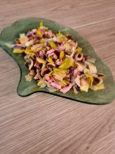 Recette de fondue d'automne low-carb