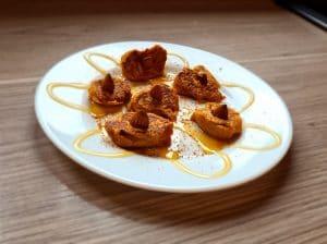Recette de beignets de patate douce : recette Paléo