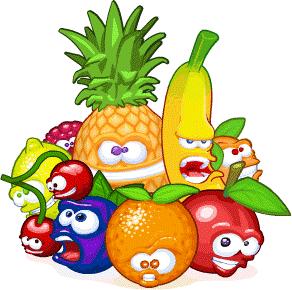 Mangez 5 fruits et l gumes par jour la mauvaise bonne id e - Decoration de legume et fruit ...