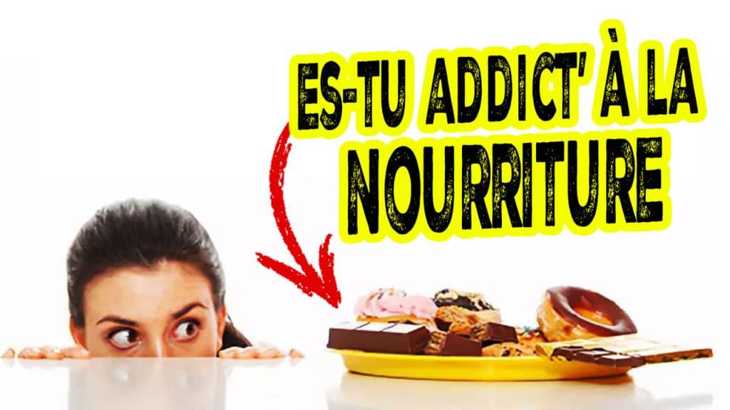 addiction à la nourriture