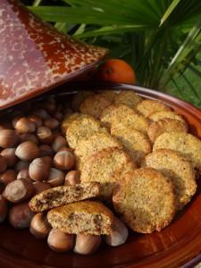 Les Paléorientaux ! Biscuits Paléo à la noisette et à l'orange