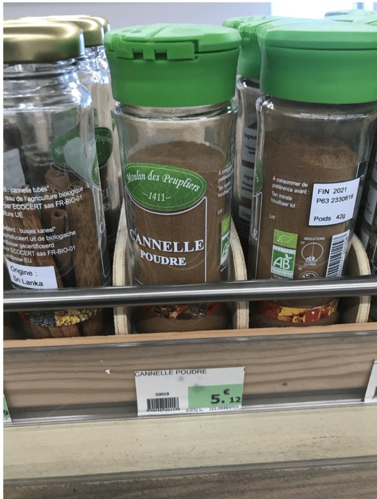 Choisir ses épices, moulin des peupliers