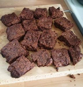 Les brownies Paléo de Jacky G.
