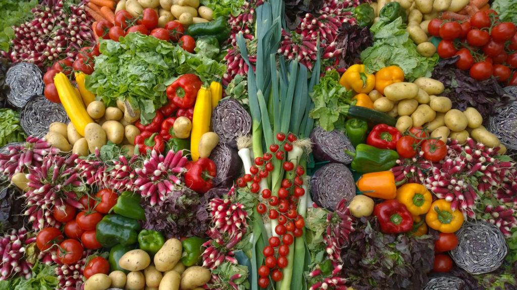 Légumes pour perdre du ventre