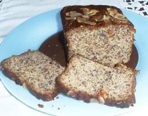 cake banane chocolat de Maria C.