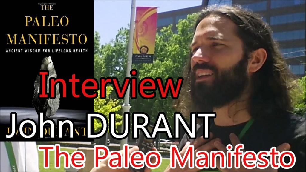 interview John DURANT