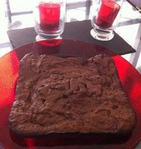 Les brownies Paléo de Nelly R.