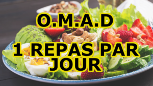 O.M.A.D 1 REPAS PAR JOUR