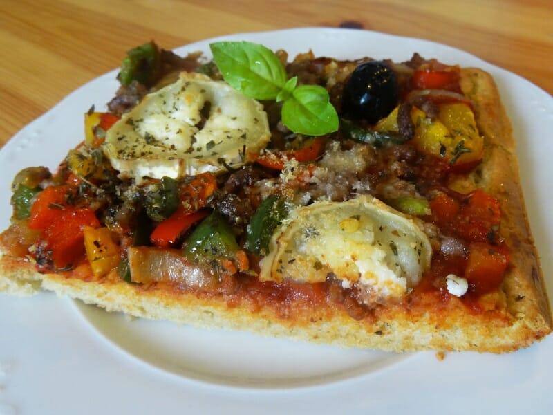 Régime paléo recettes : la pizza paléo