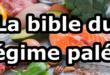 La bible du Régime Paléo