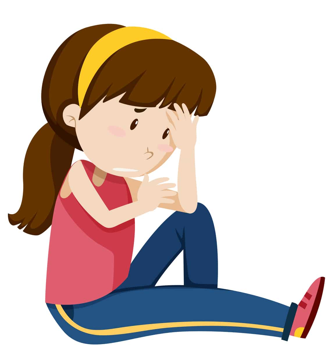 perdre la graisse du ventre en évitant de stresser