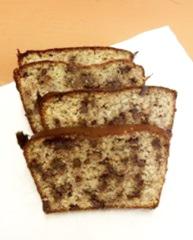 Le cake banane-chocolat de Sarah W.