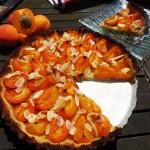 Tarte à l'abricot Paléo 2
