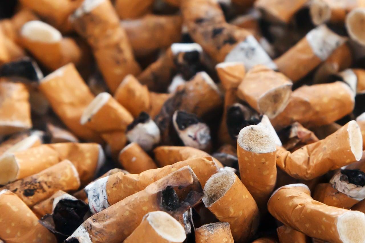 arrêter de fumer, 1 mois après