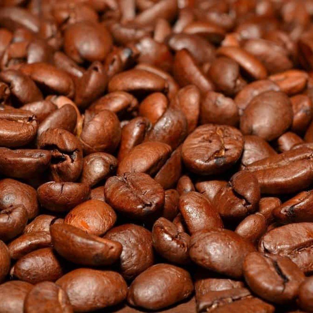 beau café torréfié