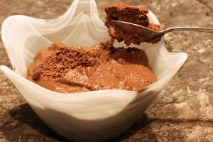Mousse au chocolat paléo