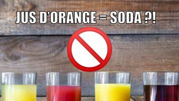 Le jus de fruit est-il bon pour la santé