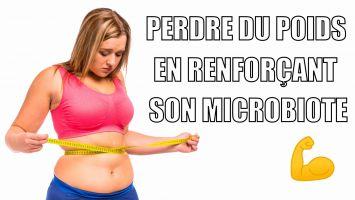 microbiote et perte de poids