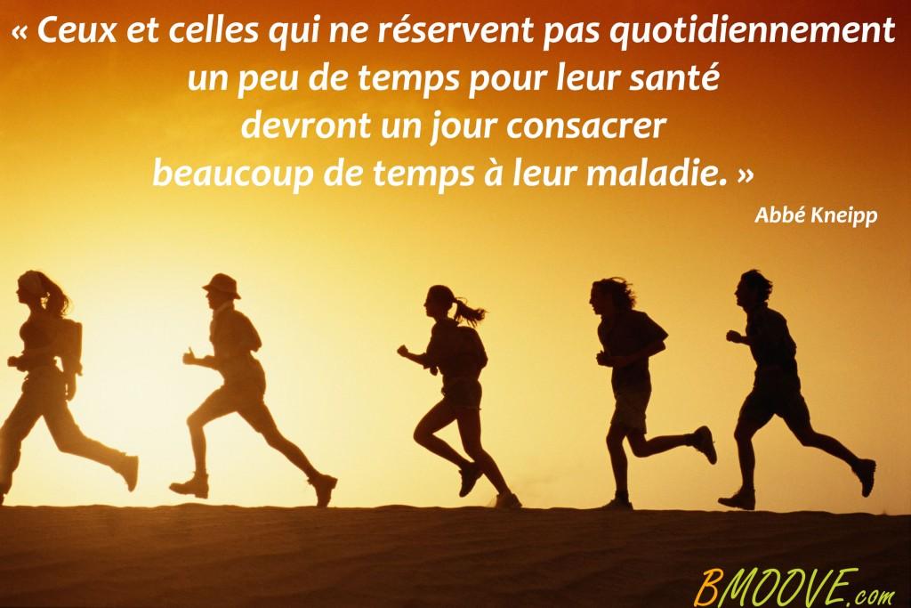 Motivation santé et sport