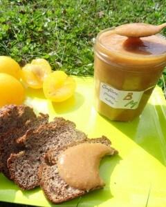Confiture Paléo prunes dattes