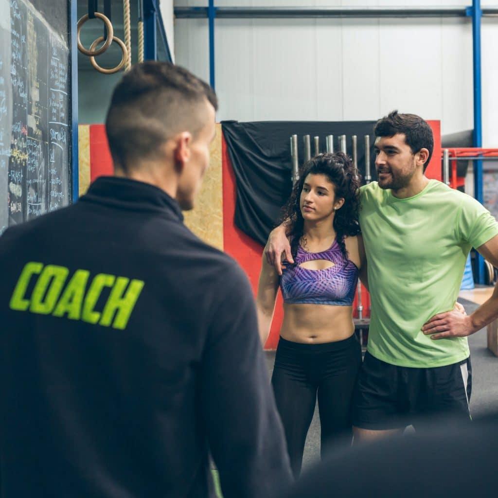 se faire aider par un coach sportif