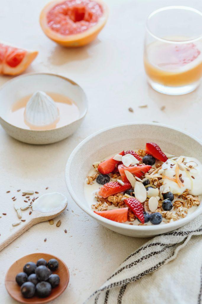 recettes de petits-déjeuners paléo