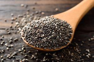 graines de chia pour vaincre la constipation