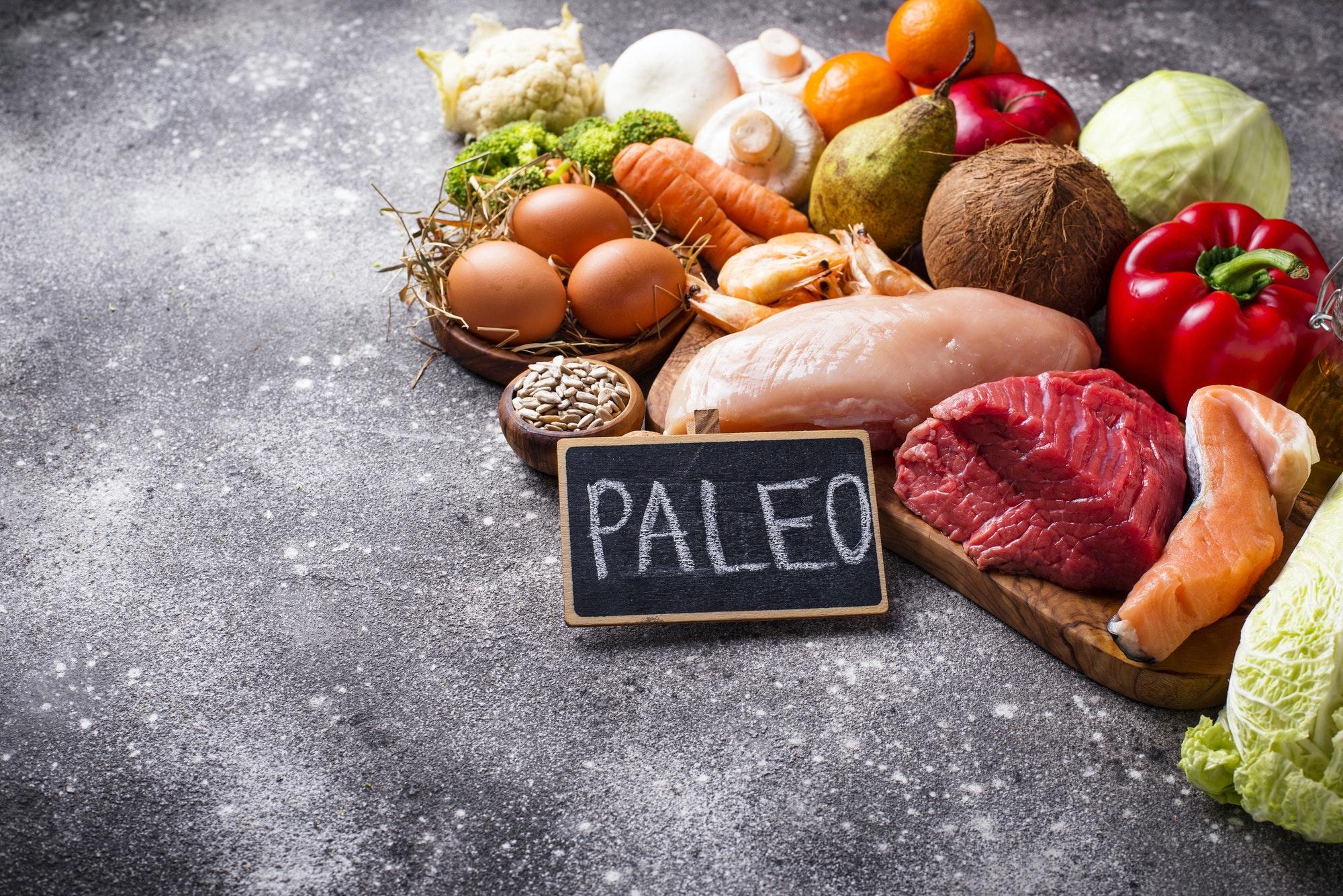 aliments du régime paléo