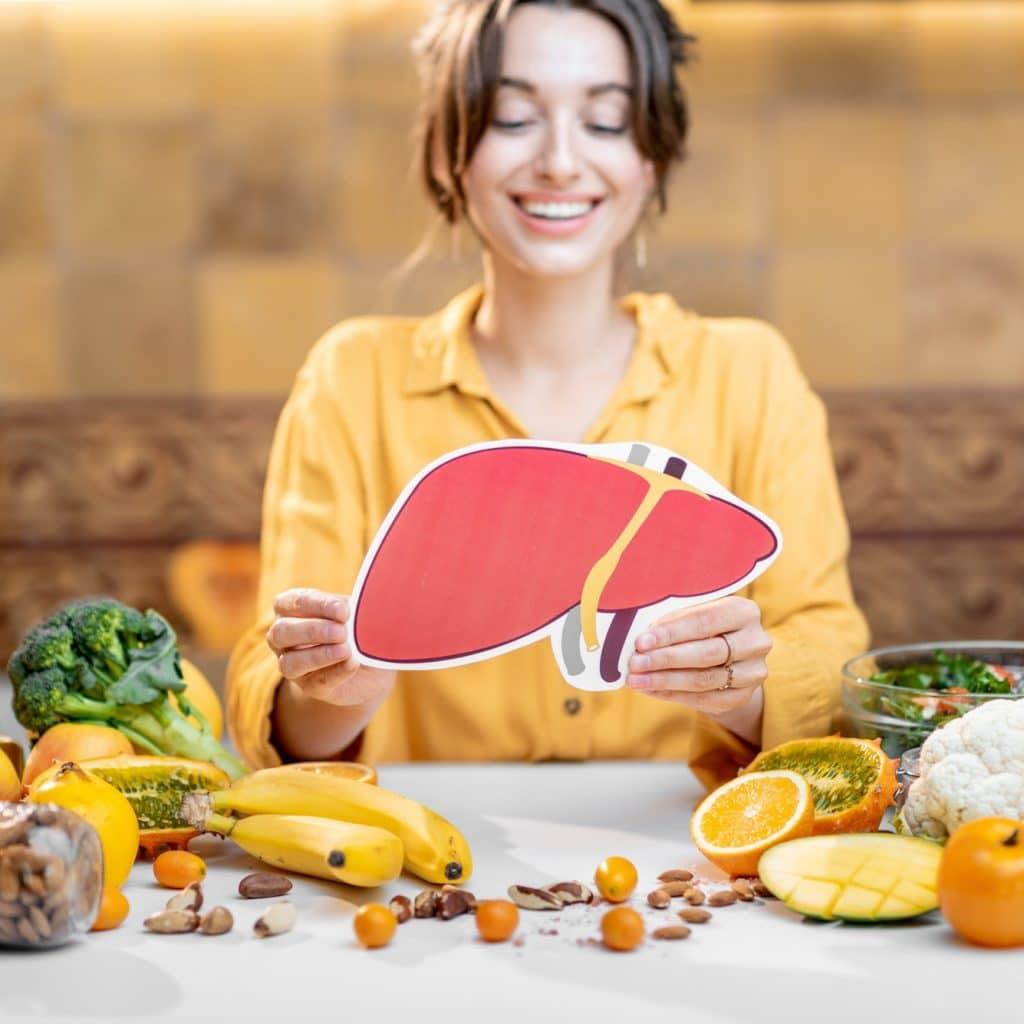 Aliments toxiques pour le foie