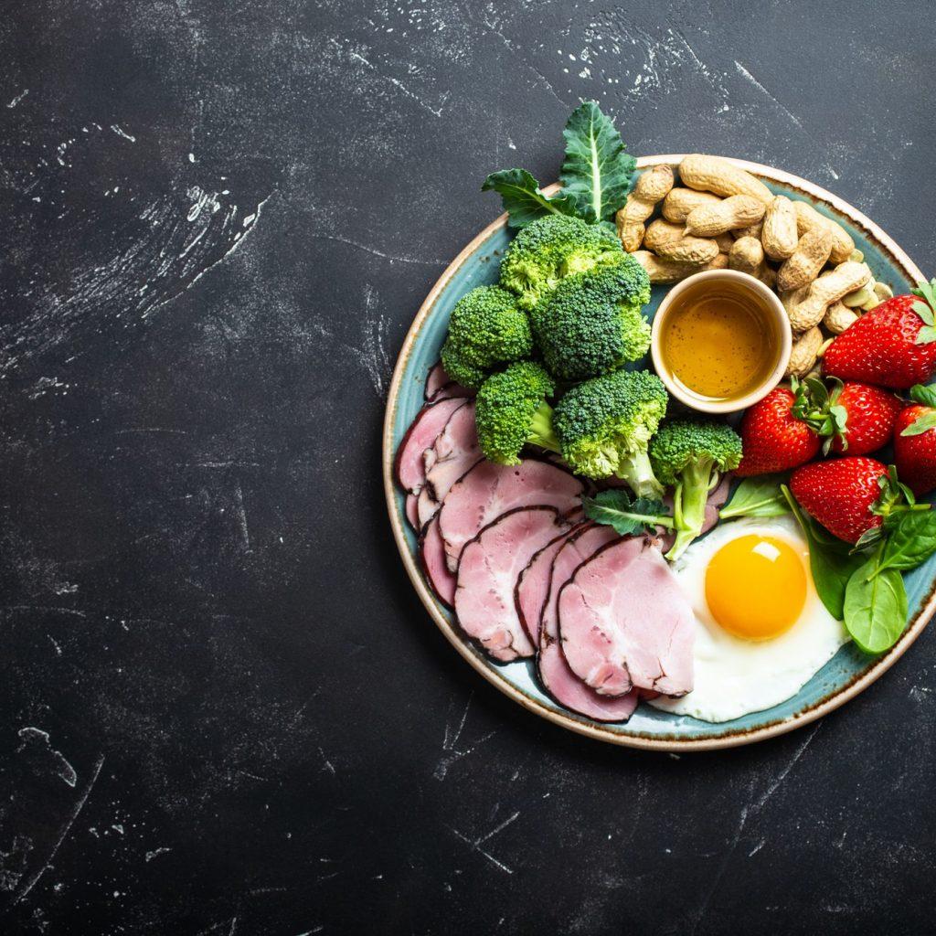 les bons aliments pour le cerveau