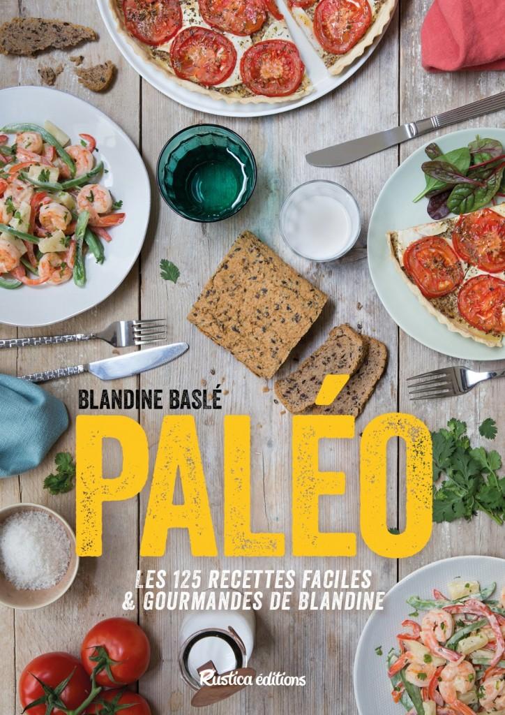 livre de cuisine : recettes paleo