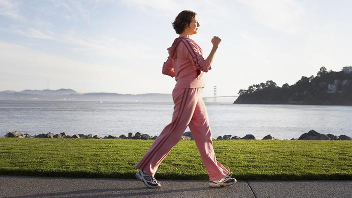 Bouger plus permet de lutter contre la constipation et les intestins paresseux