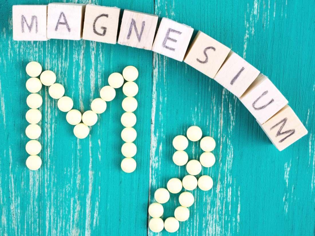 Tout savoir sur le magnésium
