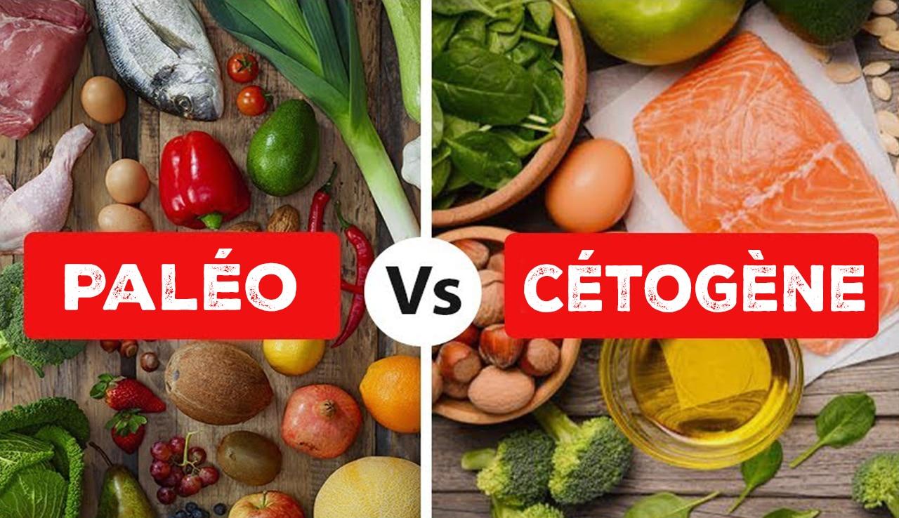 paléo vs cétogène