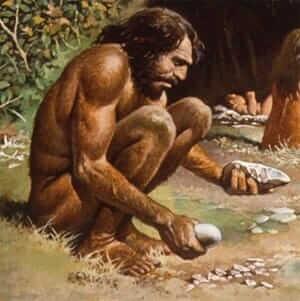 Homme paleolithique
