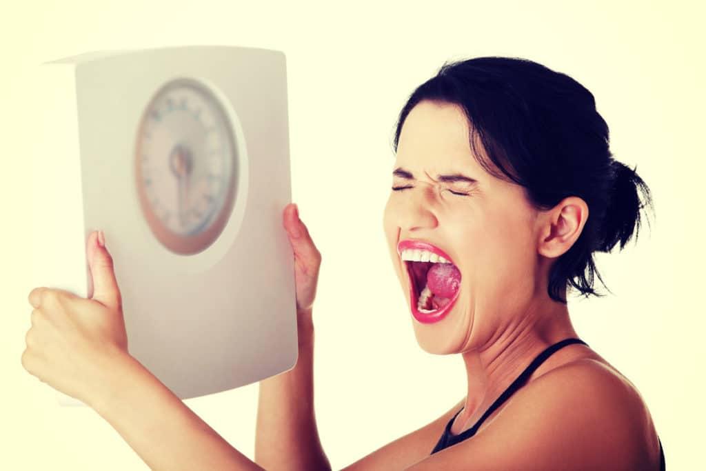 Les causes qui bloquent la perte de poids