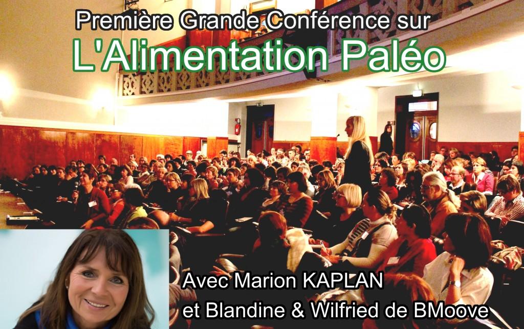 grande conférence Paléo