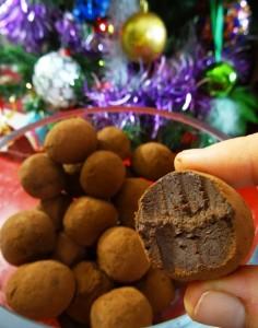 Recette Paléo spécial chocolat : les truffes tout chocolat