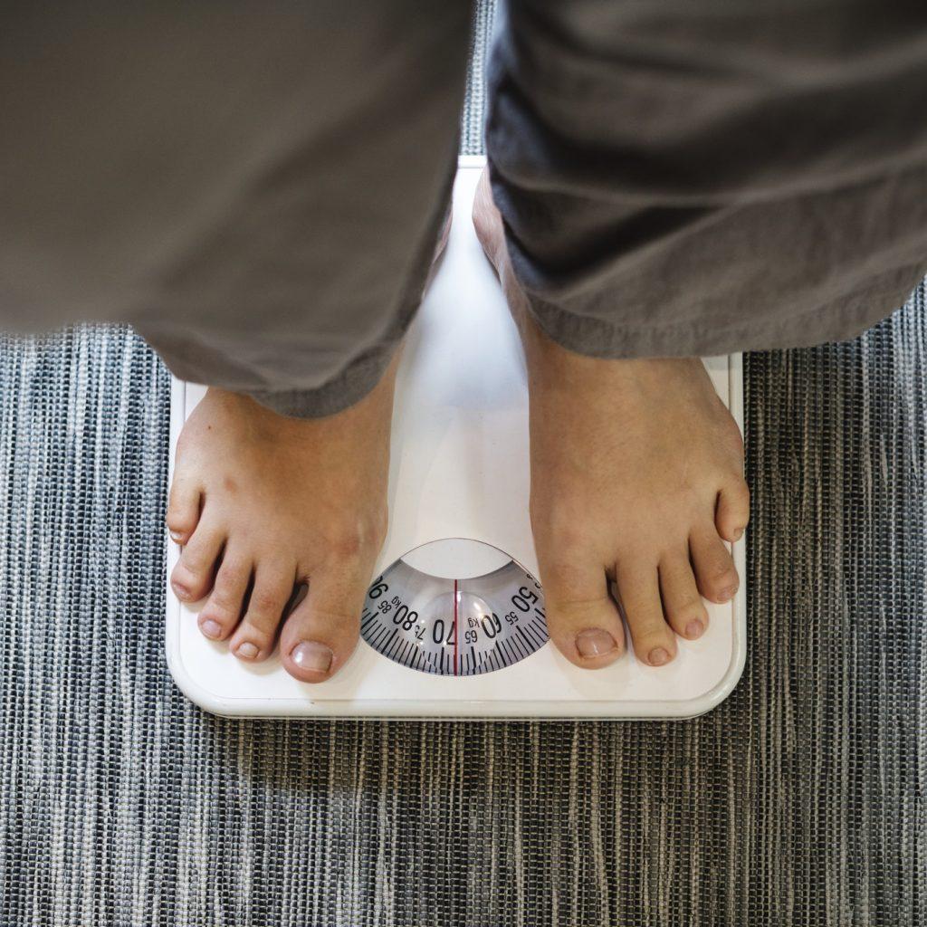je fais un régime mais ne perd pas de poids